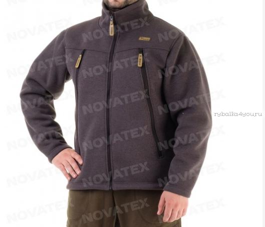 Купить Толстовка Novatex PRIDE КОМФОРТ (Серый)