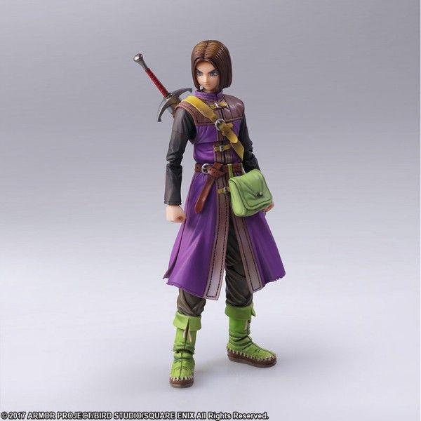 Фигурка Dragon Quest XI - Bring Arts Hero