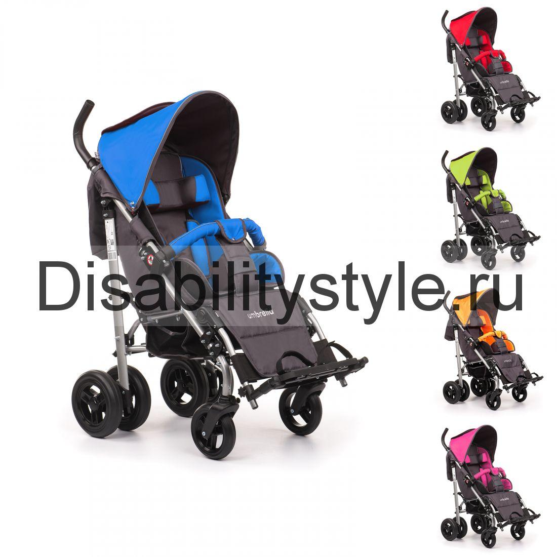 Кресла-коляски для детей-инвалидов и детей с заболеванием ДЦП