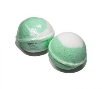 Гейзер (бурлящий шарик) для ванн Свежесть, 120g