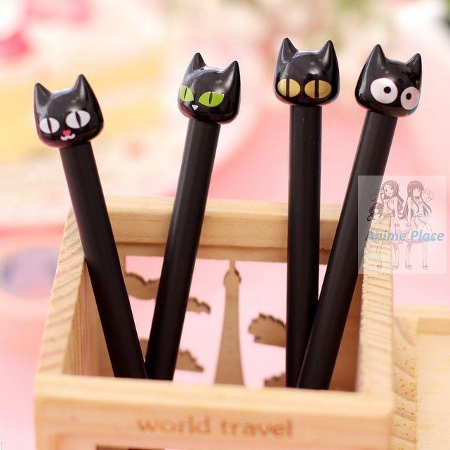 Ручка Black Cat