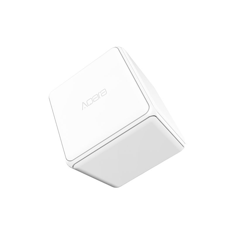 Контроллер Xiaomi Aqara Mi Smart Home Magic Cube (Белый)