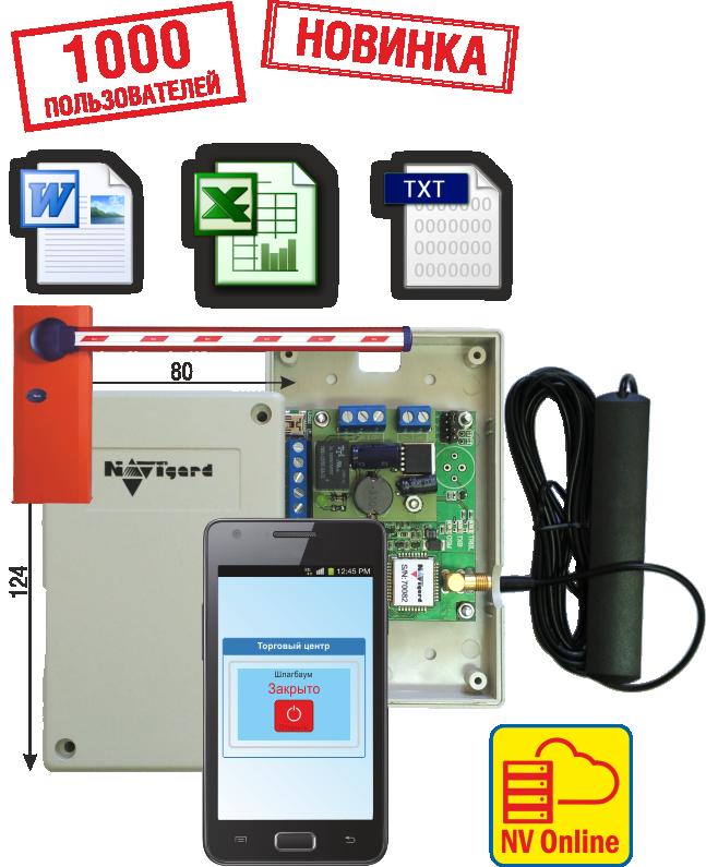 GSM модуль NAVIGARD NV 1025 (USB, Internet)