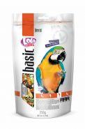 LoLo Pets Корм для крупных попугаев (350 г)