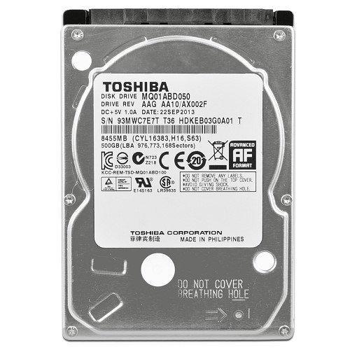 Жесткий диск 500 ГБ Toshiba MQ01ABD050