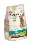 LoLo Pets Premium for Rabbit Полнорационный корм для кроликов (900 г)