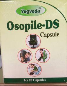 OSOPILE-DS Yugveda Капсулы от геморроя , 60 кап