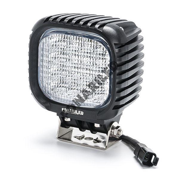 Светодиодная фара FR16B-48W flood ближний, рабочий свет