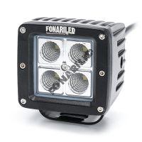 Светодиодная фара FRK4-16W flood ближний, рабочий свет