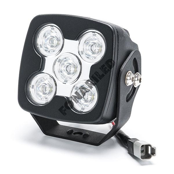Светодиодная фара FG5-50W spot (дальний направленный свет)