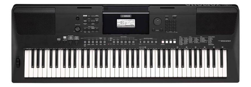 Yamaha PSR-EW410 Синтезатор