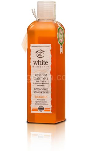 Шампунь серии «Яичная» White Mandarin  250 мл
