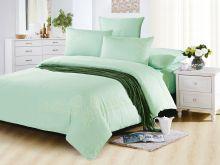 Комплект постельного белья Luxury modal  с вышивкой семейный  Арт.41/006-МЕ