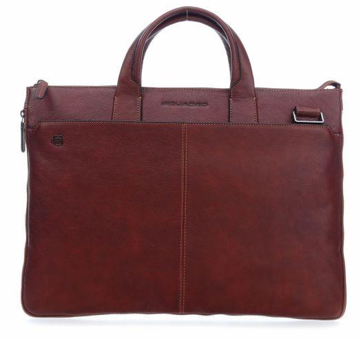 Кожаная сумка для ноутбука Piquadro CA4021B3/CU