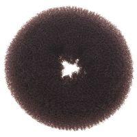 DEWAL Валик для прически, губка, коричневый d8 см, HO-5321S/10 Brown