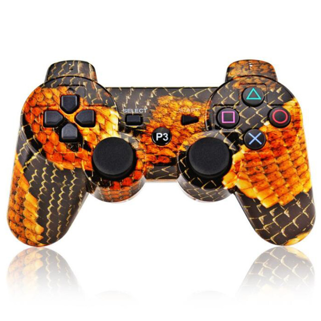 Геймпад для Playstation 3 Змея Джойстик для PS3 беспроводной Wireless Controller