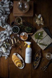 Бальзам для гривы и хвоста. С аромамаслами. Эвкалипт и чайное дерево
