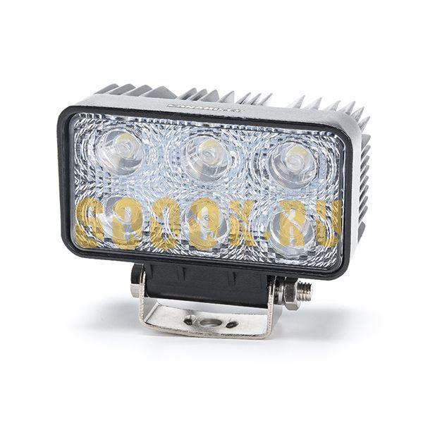 LED фара 18 Ватт PRO Дальнего света длина 6 диодов