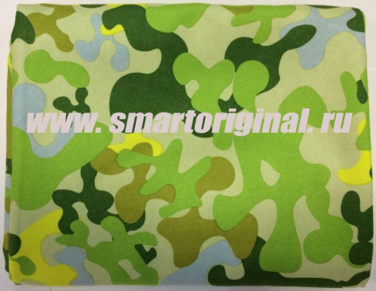 Smart Microfiber Полотенце семейное 85 х 175 см камуфлированное зелёное