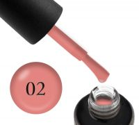 База для гель-лака Naomi Rubber Comouflage Base Coat № 2, 6 мл