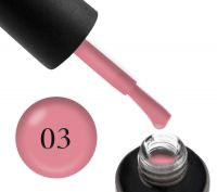 База для гель-лака Naomi Rubber Comouflage Base Coat № 3, 6 мл