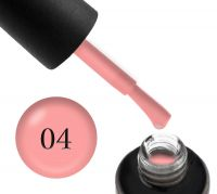 База для гель-лака Naomi Rubber Comouflage Base Coat № 4, 6 мл