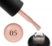 База для гель-лака Naomi Rubber Comouflage Base Coat № 5, 6 мл