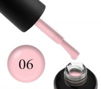 База для гель-лака Naomi Rubber Comouflage Base Coat № 6, 6 мл