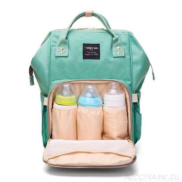 f554764fea2d Сумка-рюкзак для мамы Mummy Bag