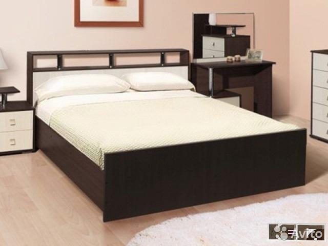 """Кровать """"Саломея"""" 1,6м БТС"""