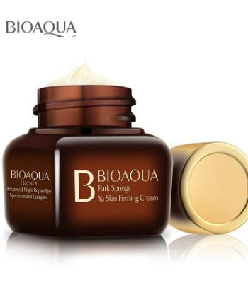 Укрепляющий ночной крем для век «BIOAQUA».(0955)