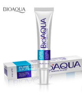 Концентрированный крем «BIOAQUA» от прыщей и акне для точечного применения.(0719)