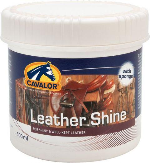 Бальзам для снаряжения Cavalor Leather Shine 500 гр