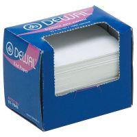 DEWAL Бумага для химии 80х55 мм  (1000 шт)