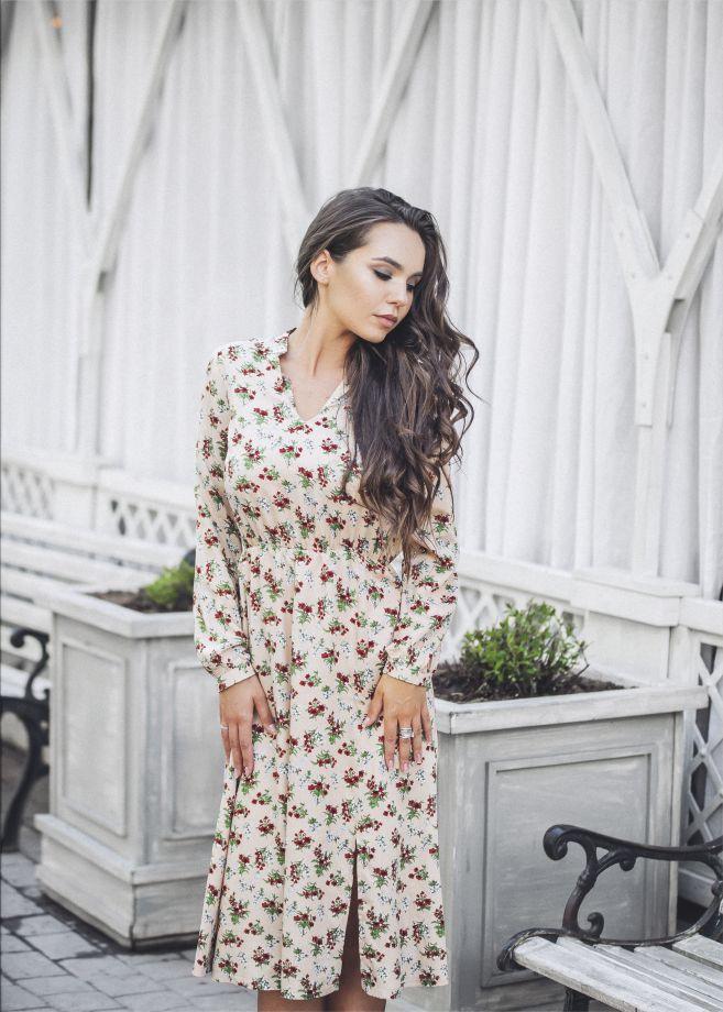 0598. Платье