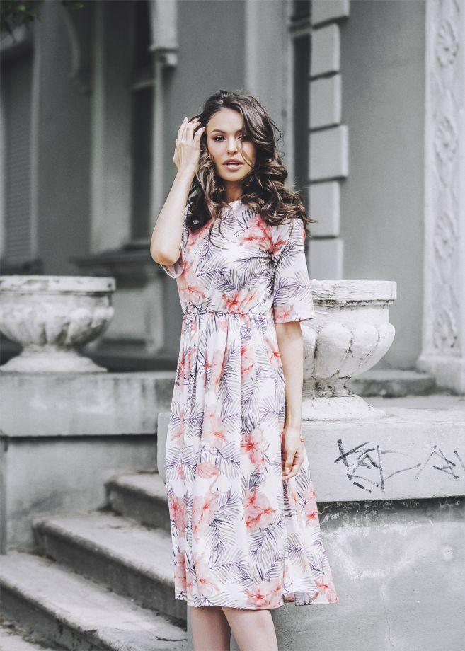 0610. Платье