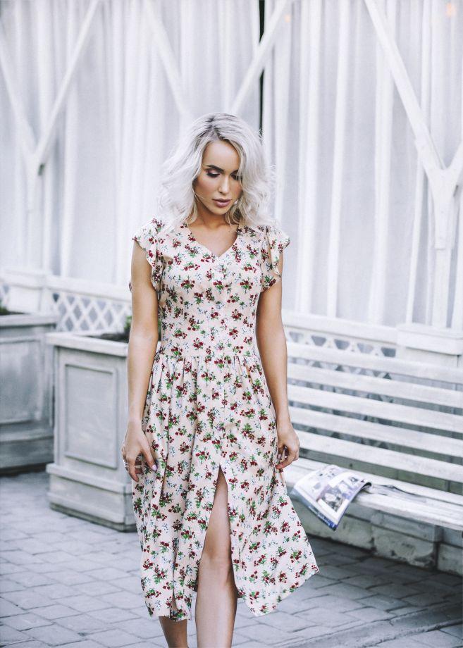 0611. Платье