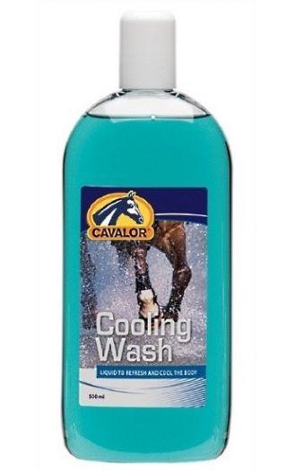 Шампунь Cavalor Cooling Wash охлаждающий 500 мл.