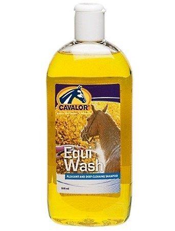 Шампунь Cavalor Equi Wash для глубокой очистки 500 мл.