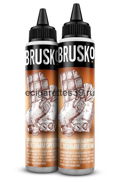 Жидкость Brusko, Шоколадный батончик с лесными орехами, 60 мл.