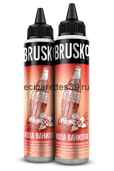 Жидкость Brusko, Кола ванилла, 60 мл.