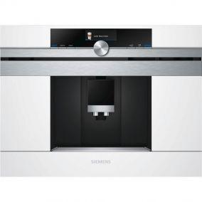 Встраиваемая кофе-машина Siemens CT636LEW1