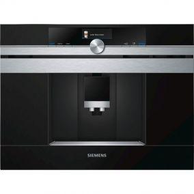 Встраиваемая кофе-машина Siemens CT636LES1