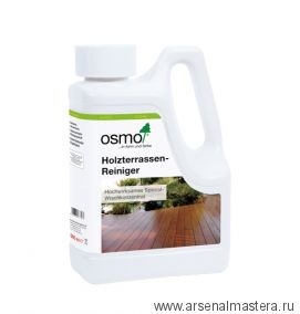 Средство для очистки террас Osmo Holzterrassen-Reiniger 1 литр (концентрат) 8025