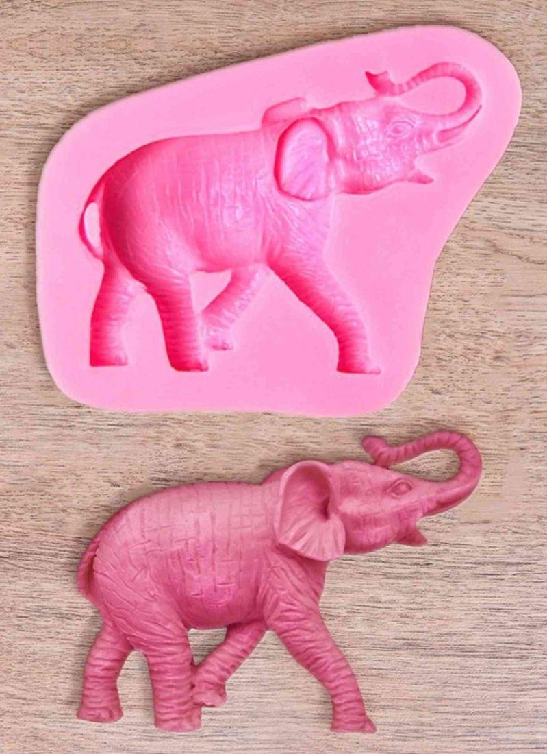 """Молд  """"Слон"""""""