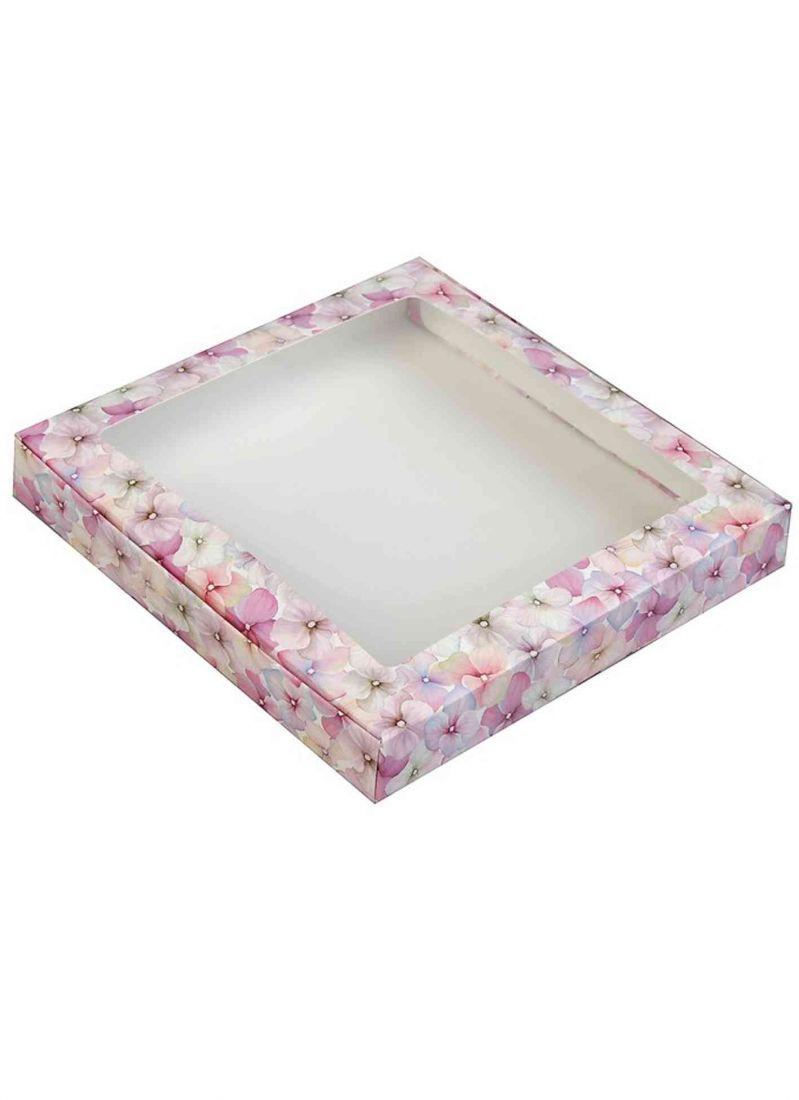 Коробочка для печенья роз цветочек