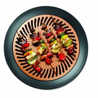 Устройство для приготовления барбекю в домашних условиях Stovetop Grill