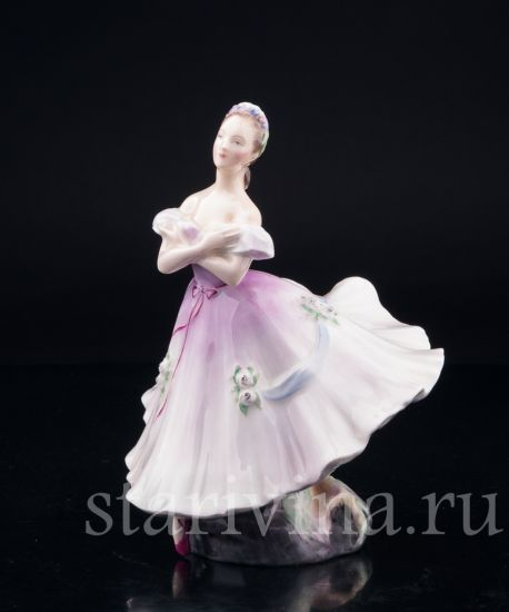 Изображение Балерина, Royal Doulton, Великобритания, 1952 г