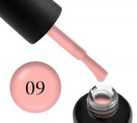 База для гель-лака Naomi Rubber Comouflage Base Coat № 9, 6 мл