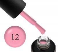База для гель-лака Naomi Rubber Comouflage Base Coat № 12, 6 мл
